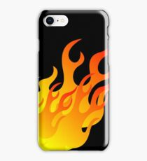 Flames iPhone Case iPhone Case/Skin