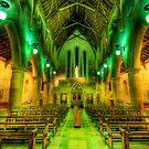 Green Lanterns by Yhun Suarez