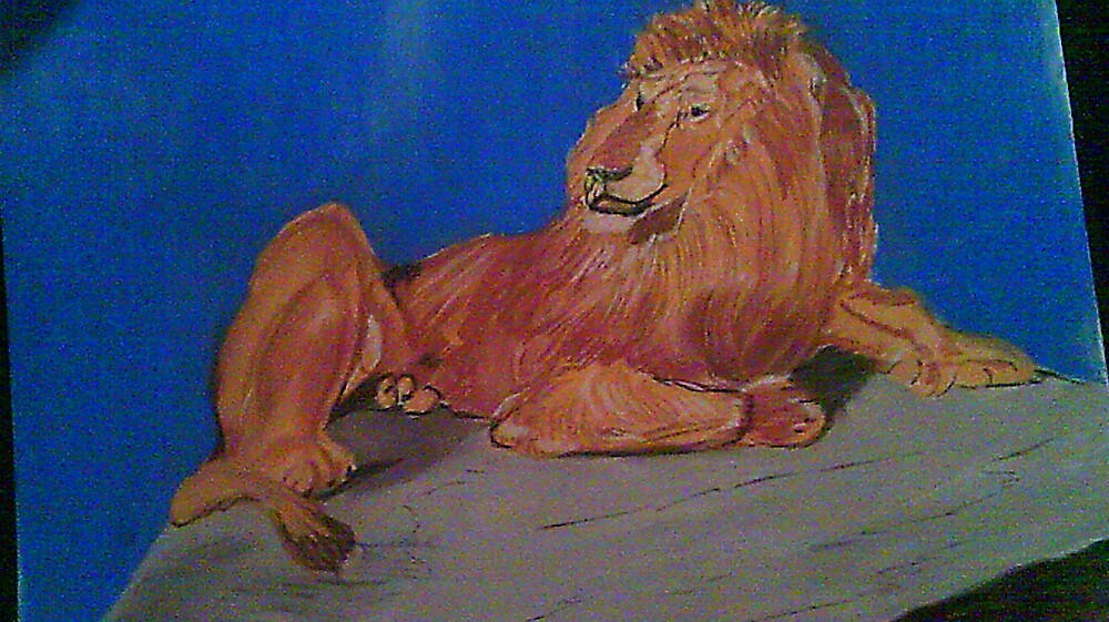 KING OF THE JUNGLE by larry carter