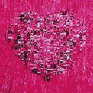 Pink Haze by Fiona Gardner