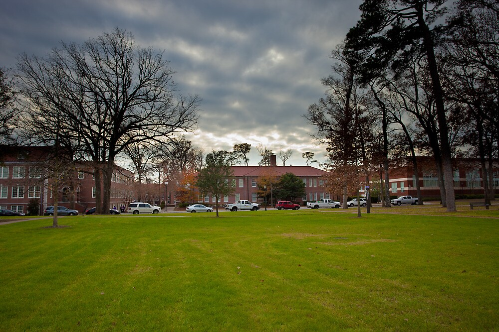 ECU Campus by DBGuinn
