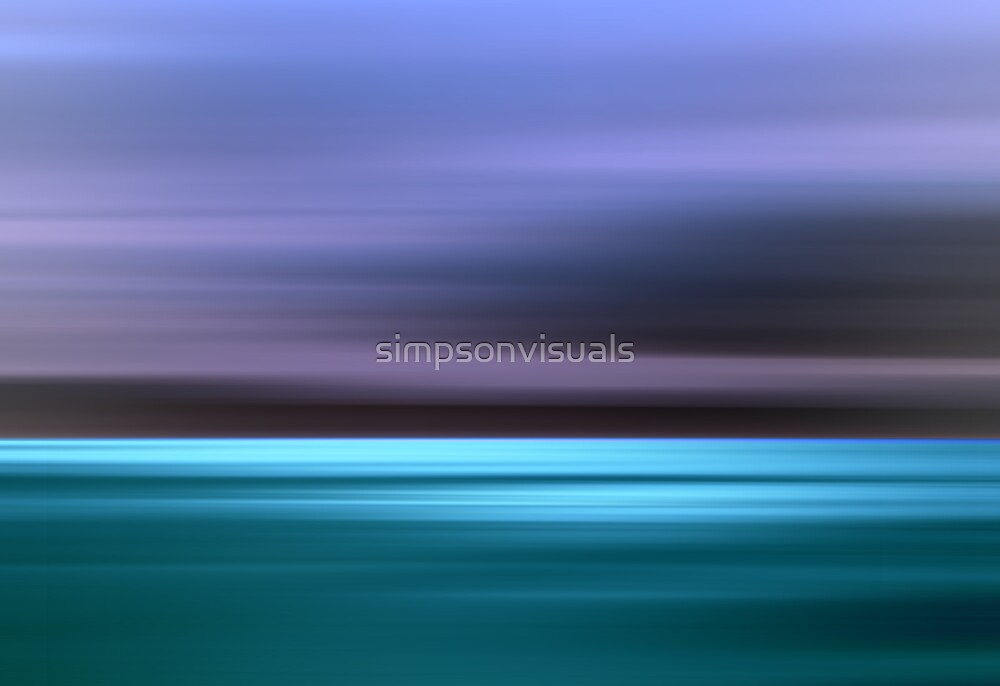 Big Blue Yonder by simpsonvisuals