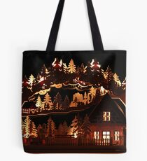 Woodwork Made in Saxony Tote Bag