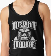 Beast Mode Gym Fitness Sports Tank Top