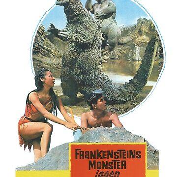 Frankensteins Monster by bradwarner