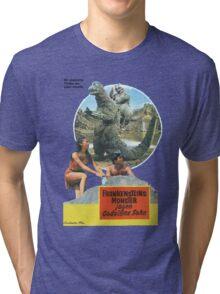 Frankensteins Monster Tri-blend T-Shirt