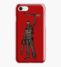 Army Of Darkness Ash Quotes iPhone Case/Skin