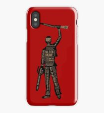 Army Of Darkness Ash Quotes iPhone Case