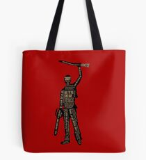 Army Of Darkness Ash Quotes Tote Bag