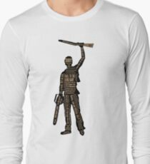 Army Of Darkness Ash Quotes Long Sleeve T-Shirt