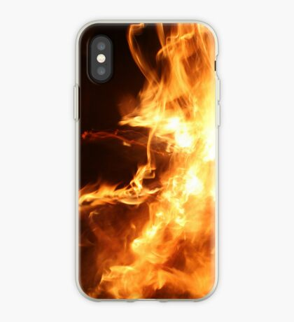 Fire - iPhone Case iPhone Case
