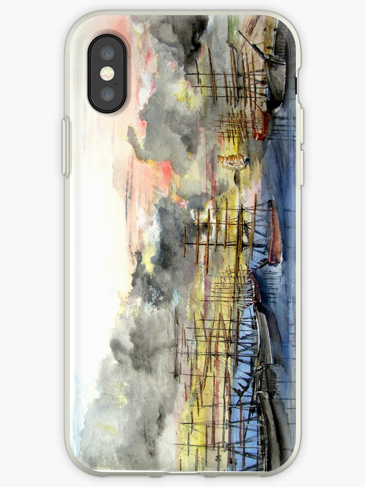 Old San Pedro - IPhone Case by Rob Beilby