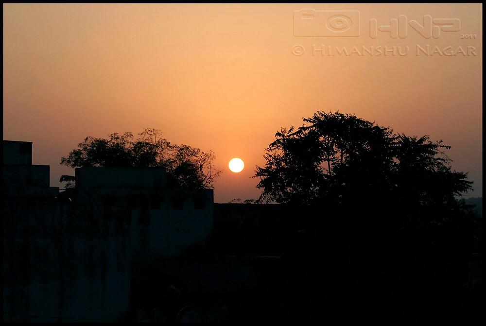 The Morning Bliss by Himanshu Nagar