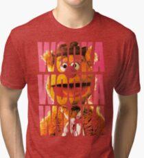 Fozzie Wocka Tri-blend T-Shirt