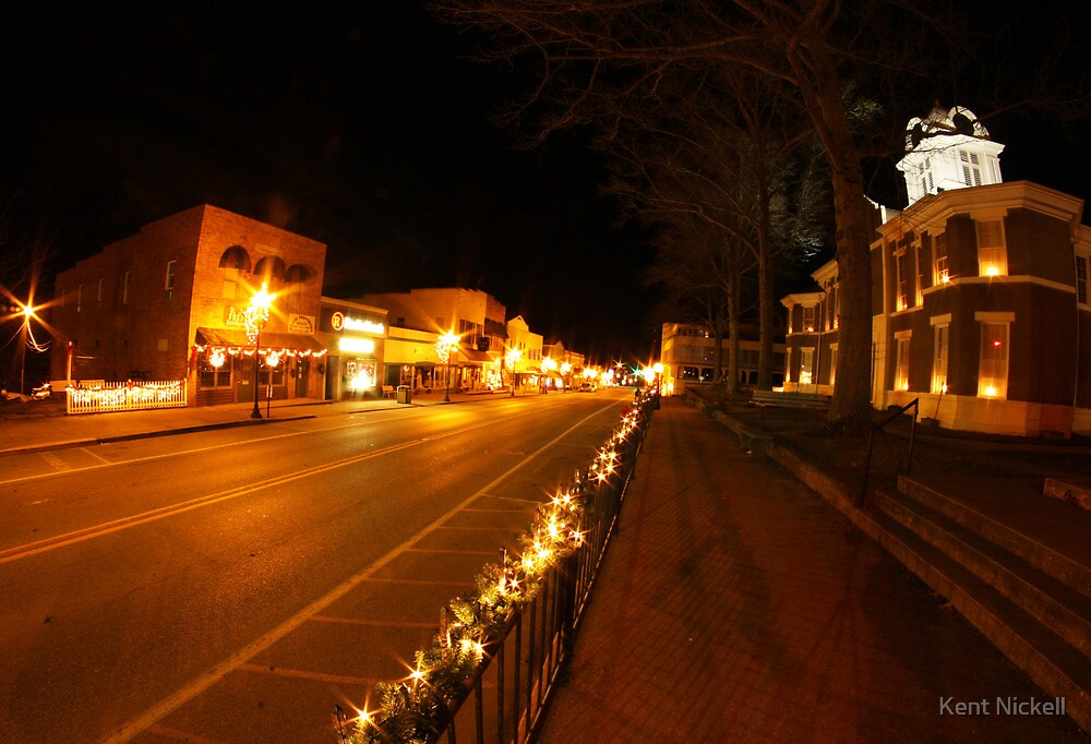 West Liberty, KY...My Hometown by Kent Nickell