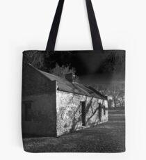 Slave Quarters - Melrose Plantation  Tote Bag