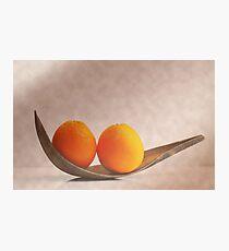 Orangen Photographic Print