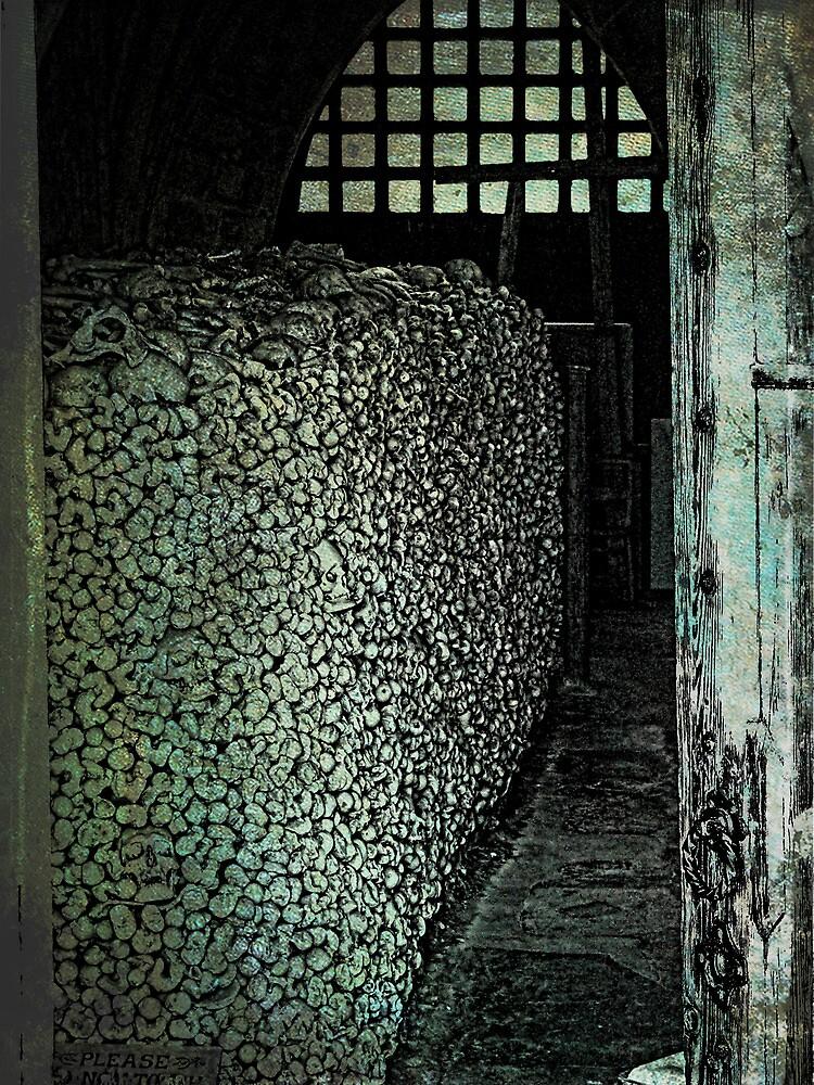 Beyond The Door by Dave Godden