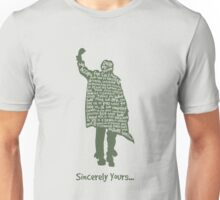 The Breakfast Club - Sincerely Yours Unisex T-Shirt