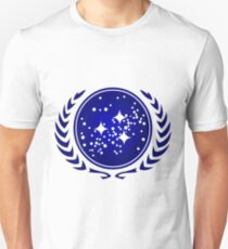 United Federation of Planets Logo T-Shirt