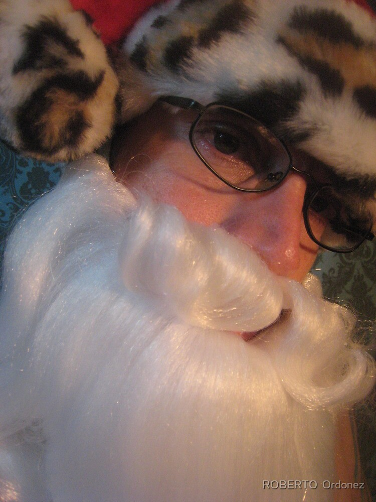 Mr Santa by Robert Ordonez