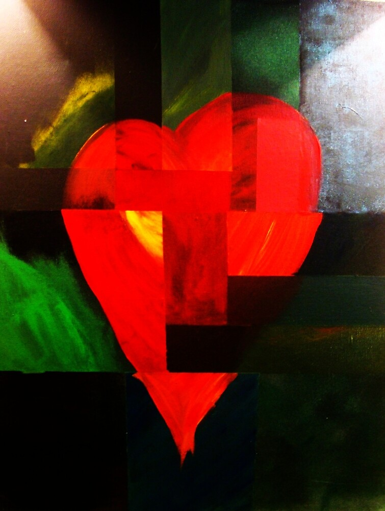 Layers of the Heart by Christina Darcy