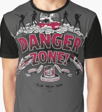 Danger Zone! Graphic T-Shirt