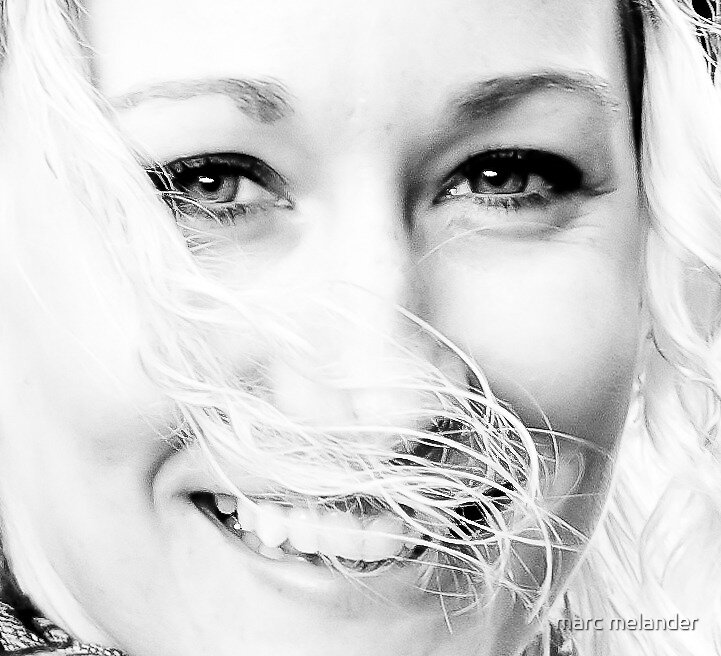 smile by marc melander