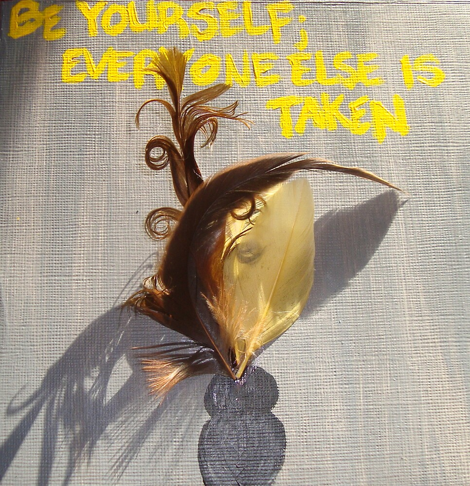 Be Yourself (Sunlight) by Christina Darcy