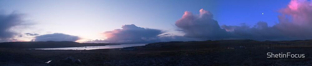North Shetland Dawn by ShetinFocus
