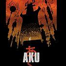 Akaiju by CoDdesigns