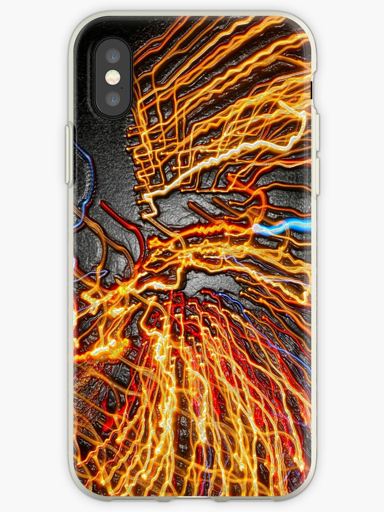 Electric Boogaloo - iPhone Case by Christopher Herrfurth