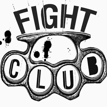 Fight club, bare knuckles  by thelastfreenoob