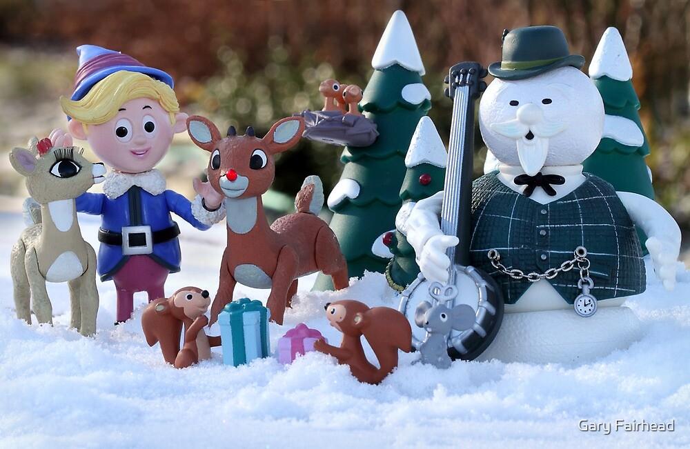 Have A Holly Jolly Christmas by Gary Fairhead