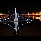 Torquay Lights on the Harbour by MDSPhotoimages