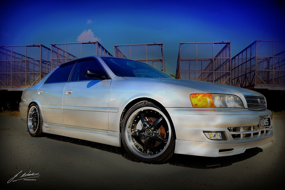 toyota chaser by jwatts