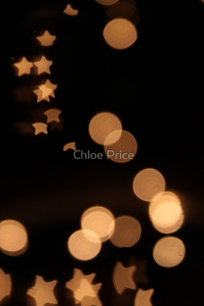 starry eyed by Chloe Price