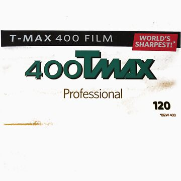 Tmax 400 Big by BKSPicture