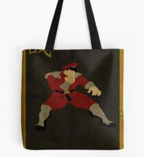 FIGHT: M. Bison Tote Bag