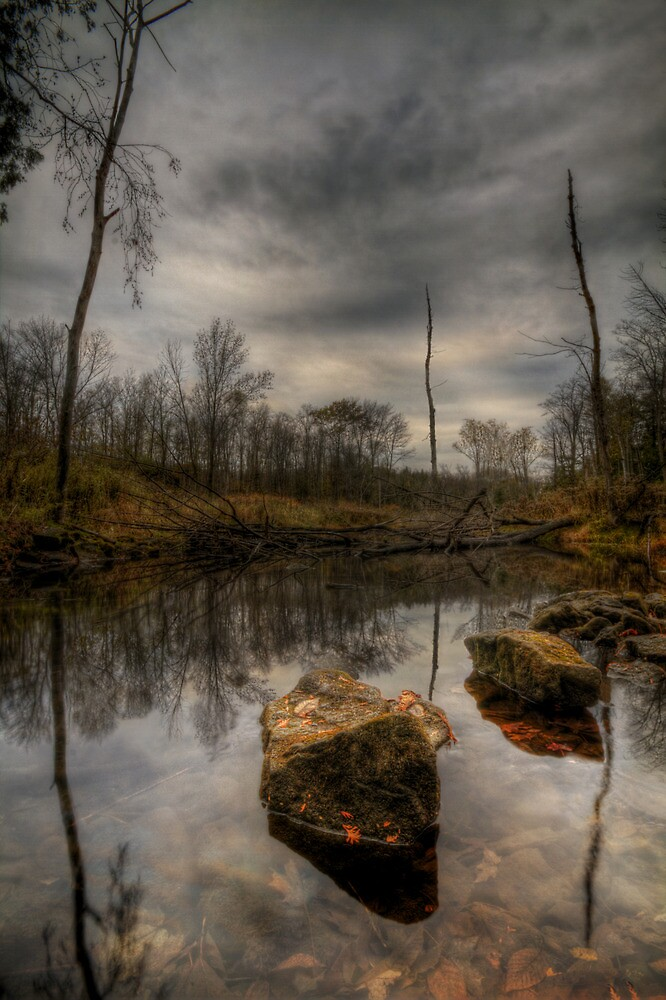 Hilton Falls by MarcRadford