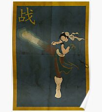 FIGHT: Chun Li Poster