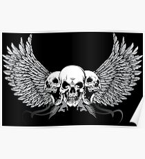 Lost Boys Studios - Skulls Poster