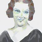 Portrait of Frances by Sarah Countiss