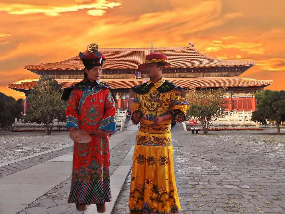 ☜ ☝ ☞ ☟ FANCY DRESS FOR MEN IN CHINA  ☜ ☝ ☞ ☟  by ✿✿ Bonita ✿✿ ђєℓℓσ