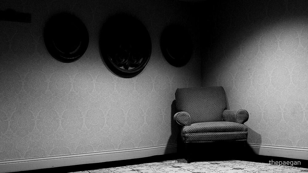 the silent corner by thepaegan