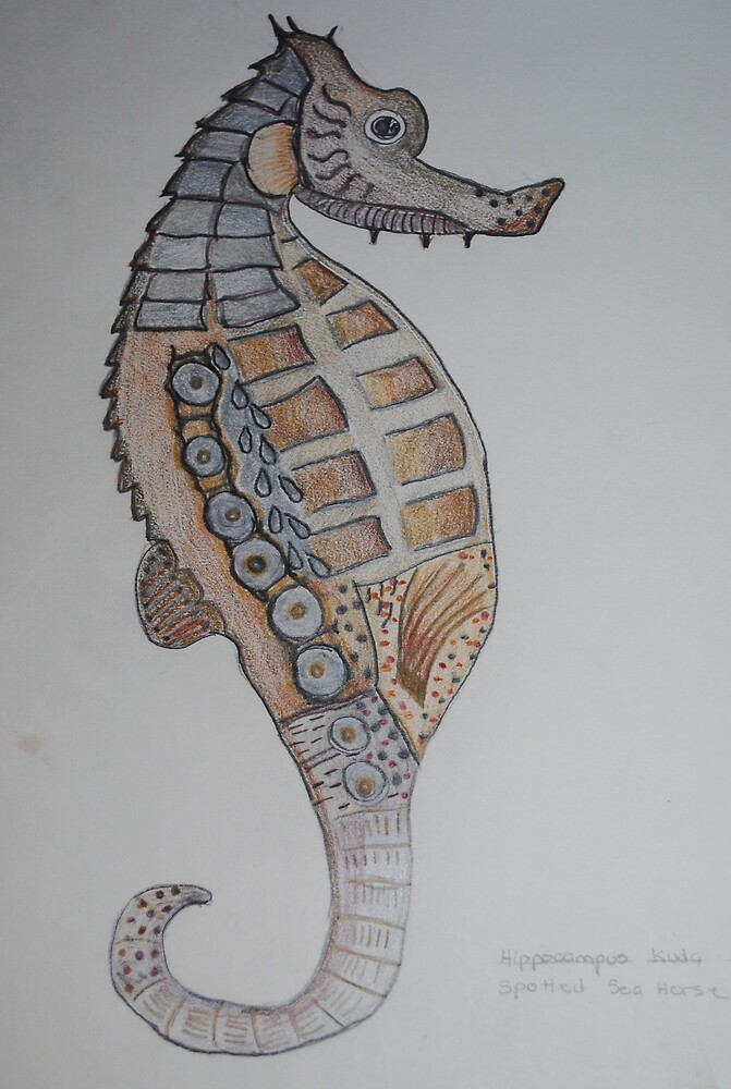 Sea Horse Corral (10) by etalmage