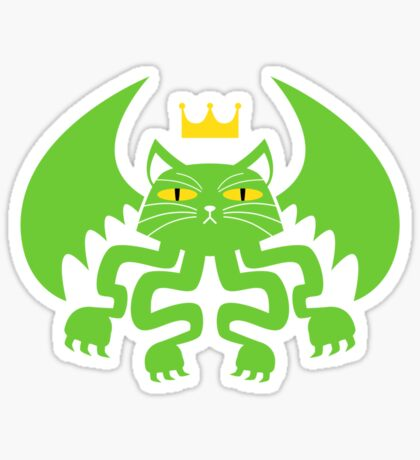 CATHULHU! Sticker