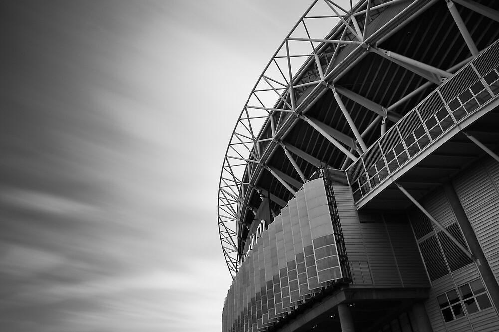 ANZ Stadium, Sydney Olympic Park by kpra1
