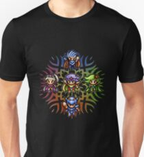 FF4 To the Center of the Moon Unisex T-Shirt