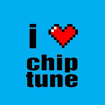 Chiptune love by nexus-7